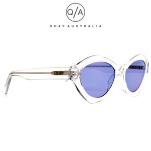 Quay Australia X Kylie Jenner 'As If!' Sunglasses